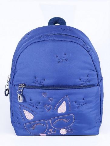 фото детский рюкзак Alba Soboni 2122 синий купить