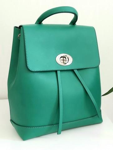 фото рюкзак Альба Собони 212306 зеленый купить