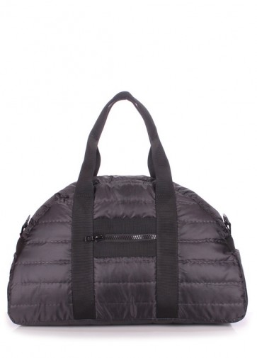 фото сумка POOLPARTY alaska-stripe-black купить