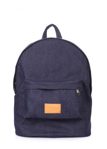 фото рюкзак POOLPARTY backpack-denim купить