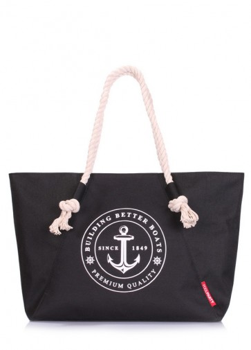 фото сумка POOLPARTY breeze-oxford-black купить