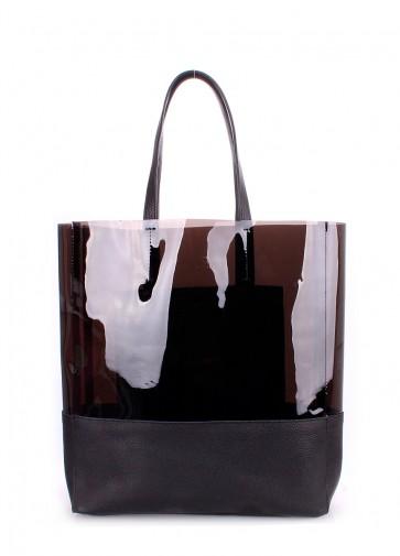 фото сумка POOLPARTY city-carrie-black купить