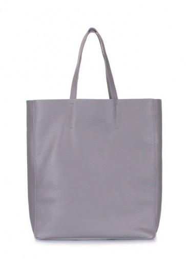 фото сумка POOLPARTY city-grey купить