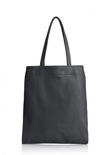 фото сумка POOLPARTY daily-tote-black купить
