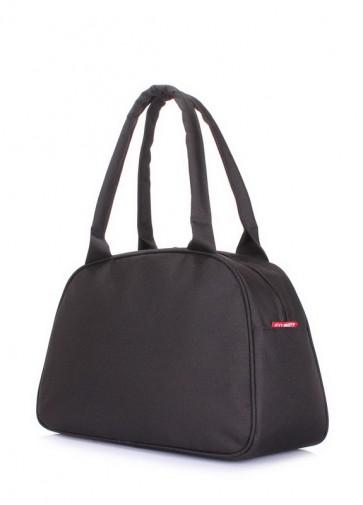 фото сумка POOLPARTY division-oxford-black купить