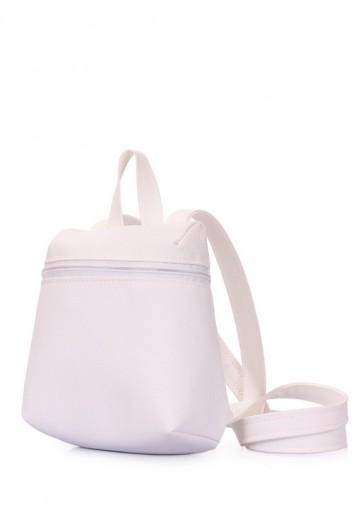фото рюкзак POOLPARTY doll-white купить