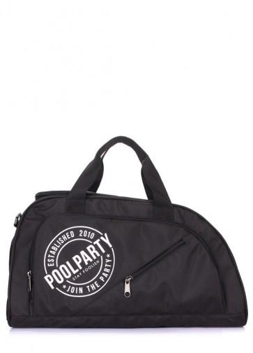 фото сумка POOLPARTY dynamic-black купить