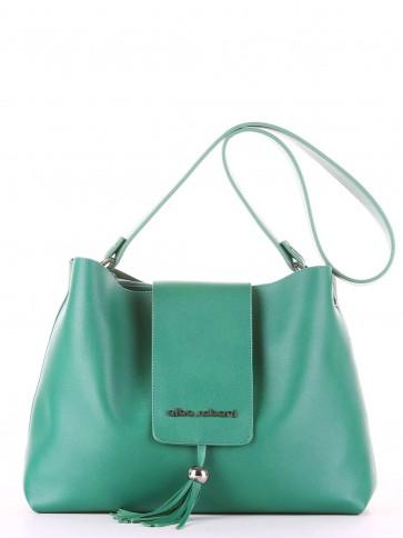 фото сумка Alba Soboni E18035 зеленый купить