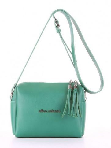 фото сумка Alba Soboni E18045 зеленый купить