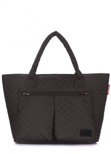 фото сумка POOLPARTY future-black купить
