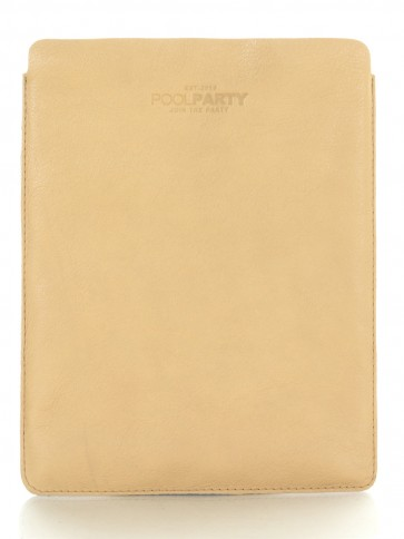 фото чехол для ipad POOLPARTY ipadcover-beige купить