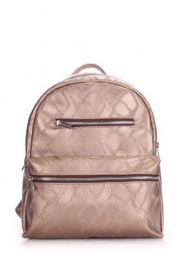 фото рюкзак POOLPARTY mini-bckpck-snake-gold купить