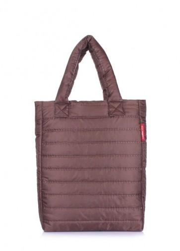 фото сумка POOLPARTY ns3-brown-new купить