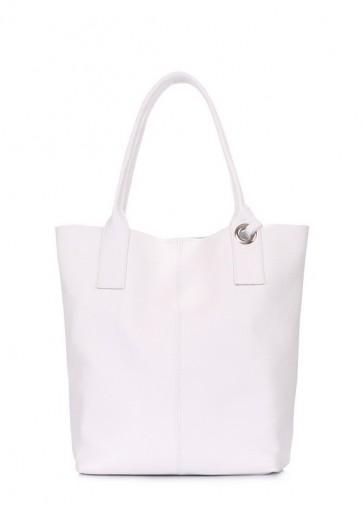 фото сумка POOLPARTY podium-white купить
