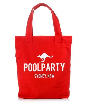 фото сумка POOLPARTY pool1-red купить