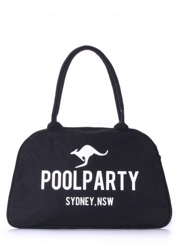 фото сумка POOLPARTY pool16-black купить