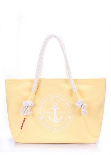 фото сумка POOLPARTY pool-breeze-yellow купить