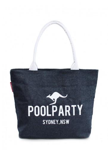 фото сумка POOLPARTY pool7-jeans купить