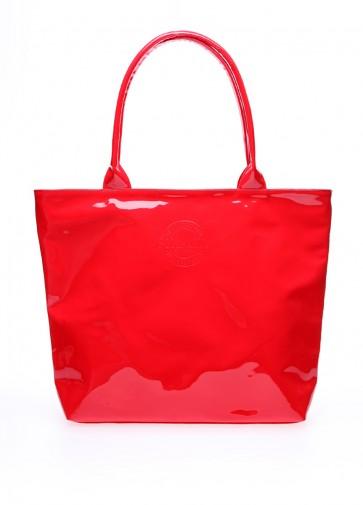 фото сумка POOLPARTY pool7-laque-red купить