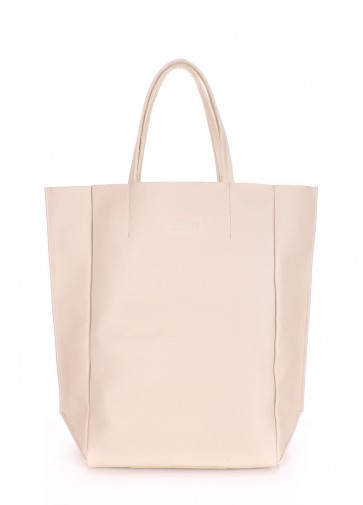фото сумка POOLPARTY poolparty-bigsoho-beige купить