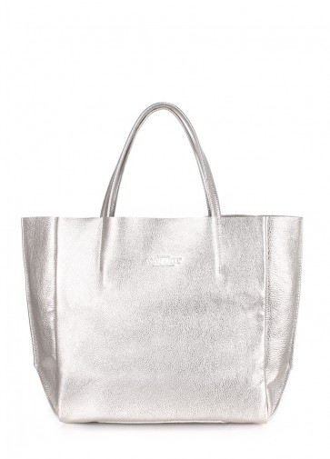 фото сумка poolparty-soho-silver купить