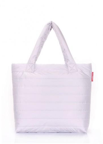 фото сумка POOLPARTY pp4-grey-new купить