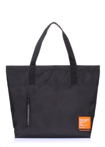 фото сумка POOLPARTY razor-black купить