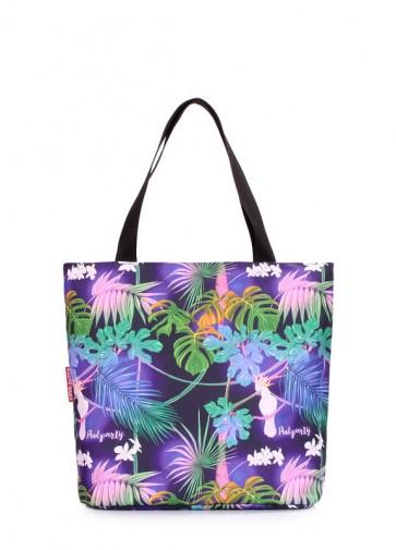 фото сумка POOLPARTY select-tropic купить
