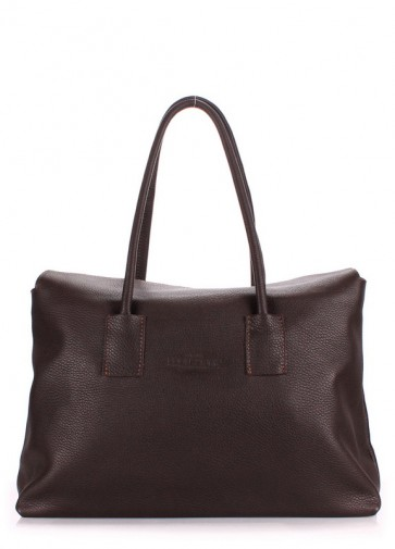 фото сумка POOLPARTY sense-brown купить