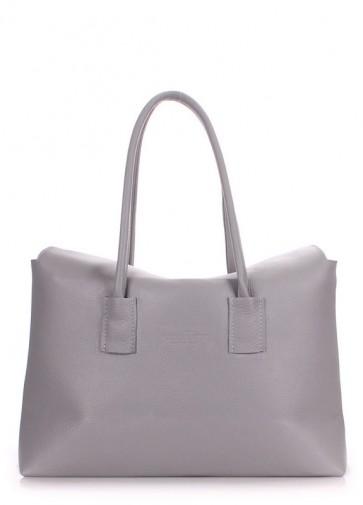 фото сумка POOLPARTY sense-grey купить