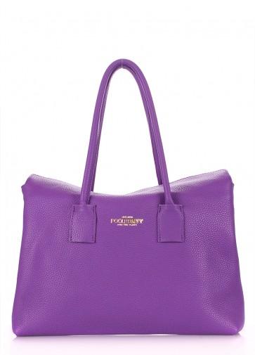 фото сумка POOLPARTY sense-violet купить