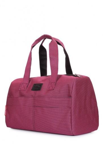 фото сумка POOLPARTY sidewalk-pink-ruffle купить
