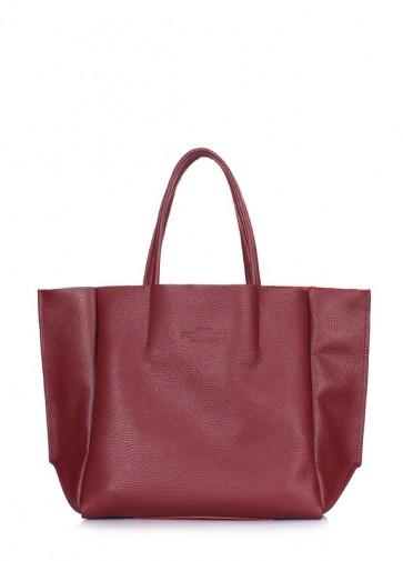 фото сумка POOLPARTY soho-mini-marsala купить