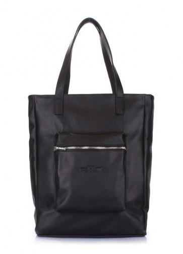 фото сумка POOLPARTY spirit-black купить