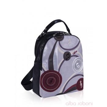 фото рюкзак Alba Soboni 161424 черный купить