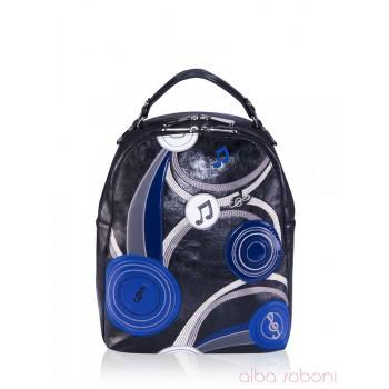 фото рюкзак Alba Soboni 161425 черный купить