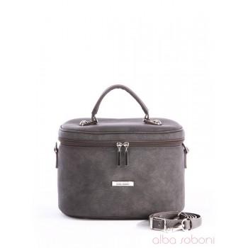 фото сумка Alba Soboni 162347 серый купить
