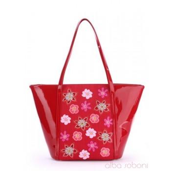 фото сумка Alba Soboni 170031 красный купить