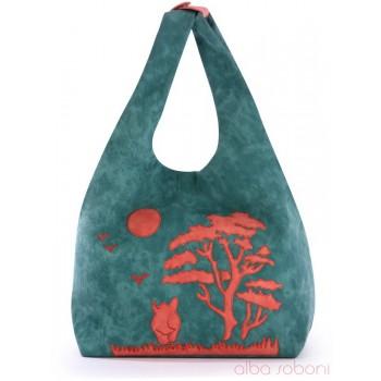 фото сумка Alba Soboni 170223 зеленый купить