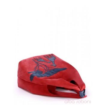 фото сумка Alba Soboni 170226 красный купить