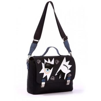 фото сумка Alba Soboni 171332 черный купить