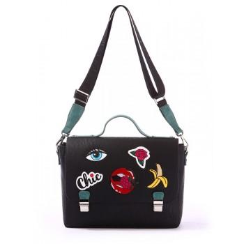 фото сумка Alba Soboni 171333 черный купить