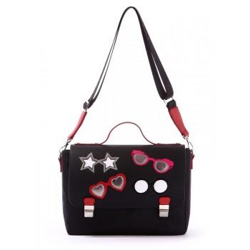 фото сумка Alba Soboni 171335 черный купить