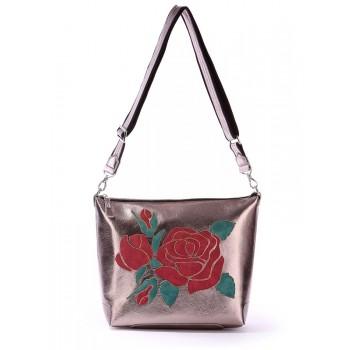 фото сумка Alba Soboni 171423 бронза купить
