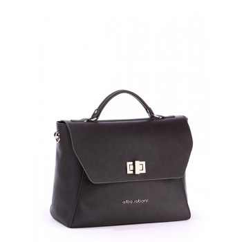 фото сумка Alba Soboni 171443 темно-серый купить