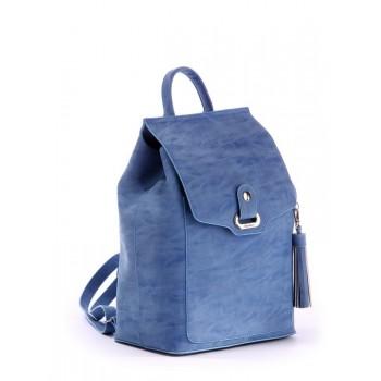 фото рюкзак Alba Soboni 171463 голубой купить