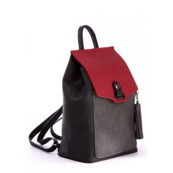фото рюкзак Alba Soboni 171467 черный купить