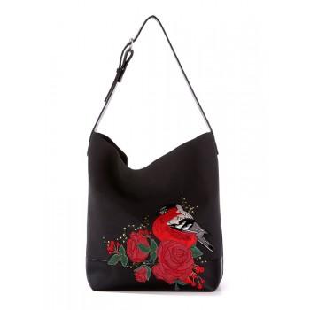 фото сумка Alba Soboni 172911 черный купить