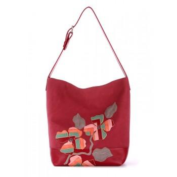 фото сумка Alba Soboni 172914 бордовый купить