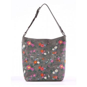фото сумка Alba Soboni 180006 серый купить